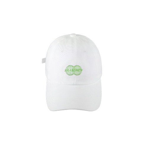 BRANDNEW YEAR 2019 CAP WHITE