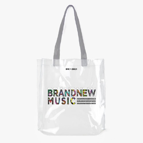 BRANDNEW X ZiBEZI PVC BAG