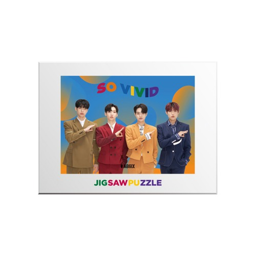 AB6IX - SO VIVID JIGSAW PUZZLE