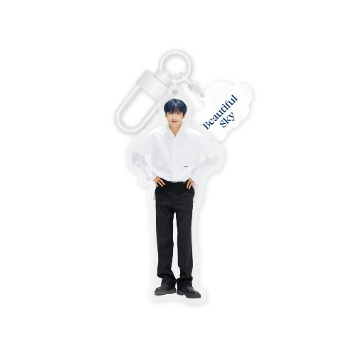LEE EUN SANG - BEAUTIFUL SKY KEY RING