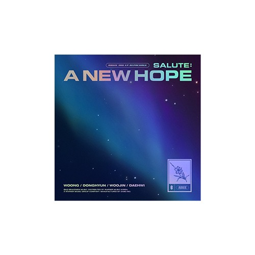 AB6IX 3RD EP REPACKAGE [SALUTE : A NEW HOPE]